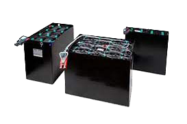 batterie e caricabatterie a trazione